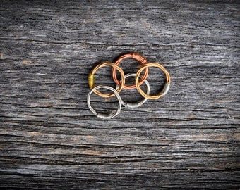 Guitar String Jewelry - Ringo