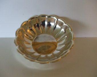 Reed and Barton, Silver Plate Bowl, Holiday Pattern, #175, Vintage,  Home Entertaining,  Home Decor,  Wedding