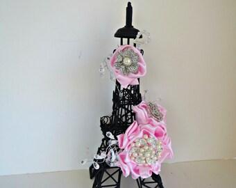 Paris Party Decoration Eiffel  Tower,  Parisian  centerpiece for  Birthday, Anniversary, wedding , Bridal Baby  Shower.