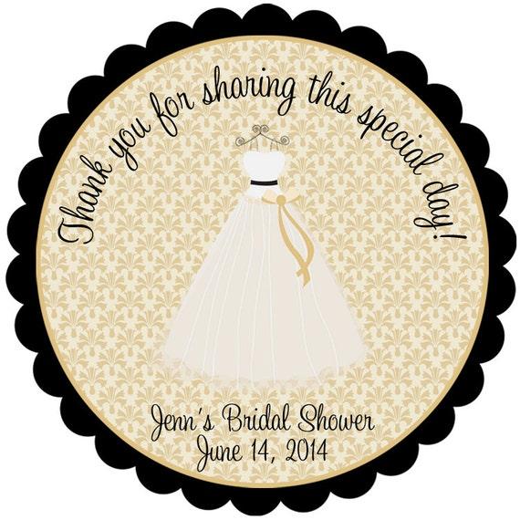 Wedding Favor Tags Stickers : Wedding Sticker Wedding Favor Tags Bridal Shower Stickers Bridal ...