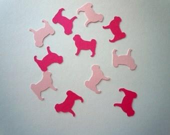 Pug Confetti