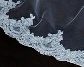 Wide Vintage Alencon Lace