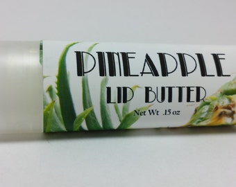 Pineapple Lip Butter