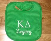 Kappa Delta Legacy Bib