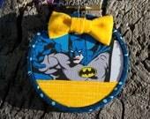 """Batman 3"""" Hoop"""