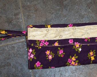 Handmade Tri-fold Wallet