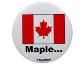 Hetalia Anime 2-Inch Button - Canada (Maple...)