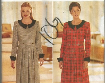 Butterick 4607 Jessica Howard Dress Pattern SZ 6-12