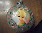 Single Ornaments - Tinkerbell Inspired