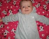 Puppy Baby Miny Blanket