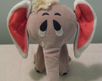 Vintage Dakin Dream Pet Party Pooper Elephant