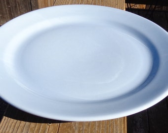 Lu Ray Pastels Windsor Blue Chop Plate