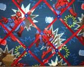 Spiderman Photo memory board