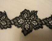 Lace, Handmade Black Victorian