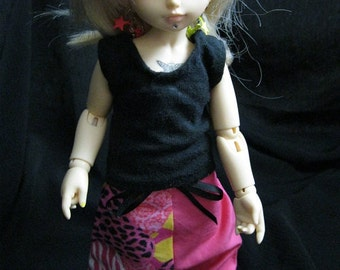 LTF/YOSD Bubble Pants Pink and Black Tank CLEARANCE Price