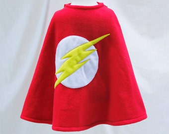 Flash Inspired Cape