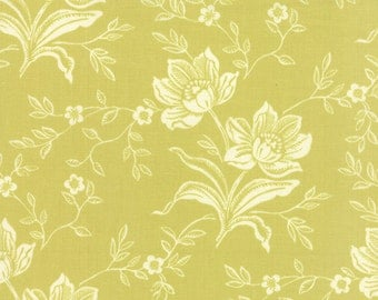 Somerset - Hand Carved in Artichoke by Fig Tree & Co for Moda Fabrics - Last Yard