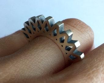 The Princess Crown Ring
