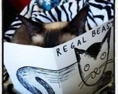 Regal Beast minicomic