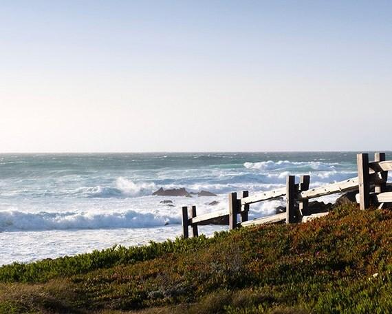 Beach, Coastal, Landscape, Fine Art Photography, Photography, Ocean, Blue, Turquoise, Sky, Print