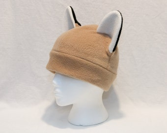 Mountain Lion Cougar Puma Panther Catamount Mountain Cat Hat Beanie - Realistic