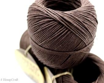 Hemp Cord, Brown 400ft Hemp Twine Ball, Colored Twine, Craft String