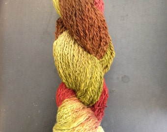 Forest Glenn Alpaca Yarn Hand Dyed Sports Weight Yarn Arvada CO