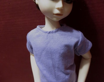 Plain Lavender 45cm BJD Shirt MSD