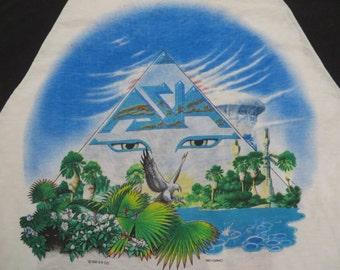 ASIA 1983 tour T SHIRT
