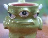 Wyatt the Monster Mug