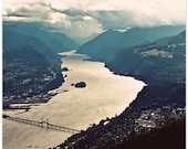 Columbia River gorge photography, beauty is everywhere, fine art print