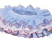 Wizard of Oz All Around Ruffle Bloomer Diaper Cover Skirt  Tutu Panty