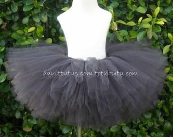 Chocolate Brown Tutu Adult Teen Child Skirt Bridemaid