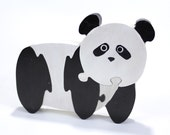 3D Panda Puzzle - Eco-Friendly Children's Gift