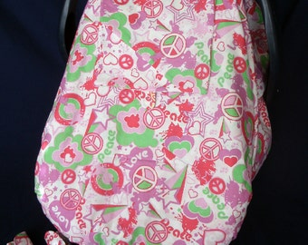 Fitted Carseat Cover Etsy