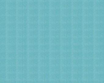 Corduroy Fabric  Blue Jay (Turquoise) by Robert Kaufman - Baby Wale 21 - 1 Yard