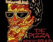 The Pizza Underground T-shirt