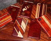 iPhone 4/4S and 5 hardwood case