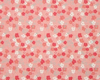 Red Cherry Blossom Print: Lucky Stars Paper (100 strips)