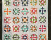 Paparazzi Quilt Pattern PDF Download * Two Size Options Included*