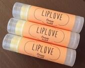 Orange Sorbet Lip Love - Natural Lip Balm