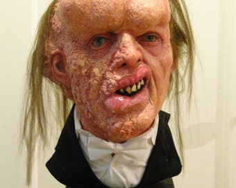 The Elephant man museum life size bust 1:1