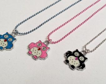 Sale! Owl Necklace
