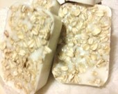 Just plain oatmeal soap