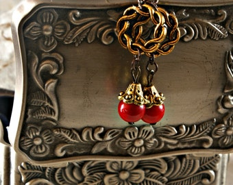 Victorian Princess Earrings from the REGAL Collections