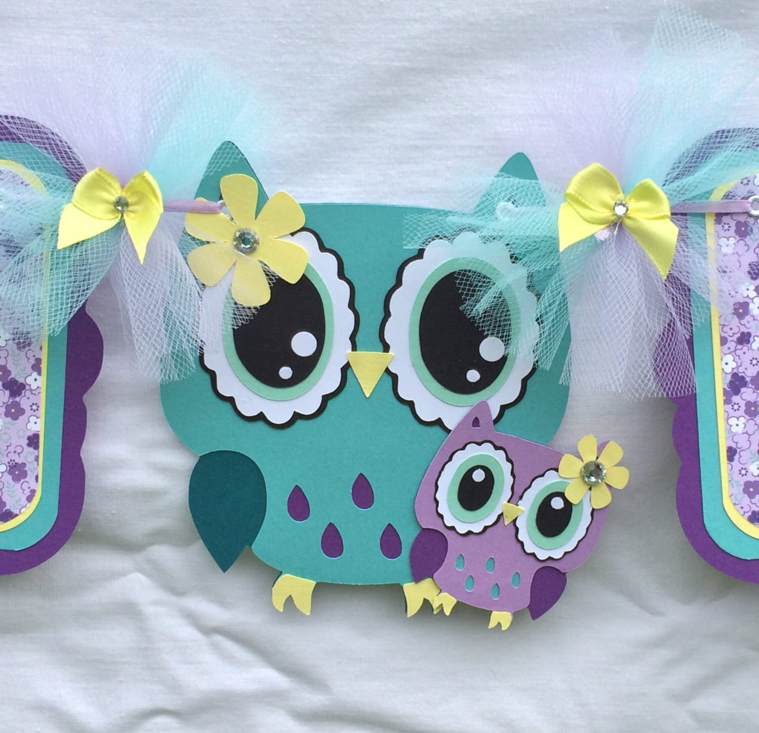 Owl Baby Shower Supplies: Baby Shower Banner Owl Baby Shower Owl By NancysBannerBoutique