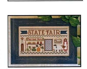Little House Needleworks: State Fair - Cross Stitch Pattern