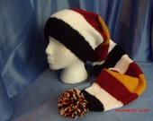 Stocking Hat: style resembling a Christmas Story replica of Swartz's hat