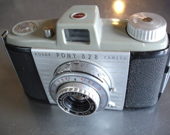 Kodak Pony 828 Film Camera - Check out all of our vintage cameras