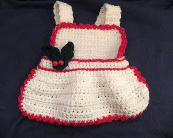 0 to 3 Months Christmas Apron BUY TODAY SALE!